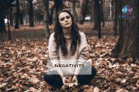 women thinking negatively